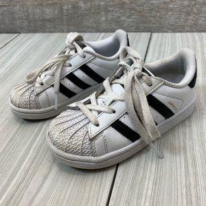 Adidas Originals Unisex Toddler Superstar Sneakers